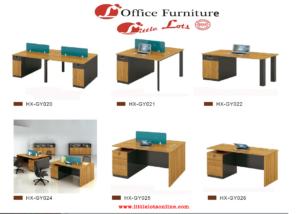 Cluster Workstation - Call Centre Desk - Home Computer Desk Little Lots